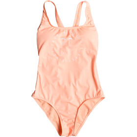 Roxy Fitness Basic One Piece Swimsuit Damen souffle